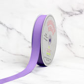 "7/8"" Grosgrain Ribbon - 50 Yards (Lavender)"