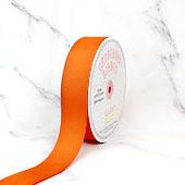 "1 1/2"" Grosgrain Ribbon - 50 Yards (Orange)"