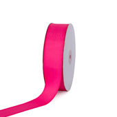 "1 1/2"" Grosgrain Ribbon - 50 Yards (Hot Pink)"