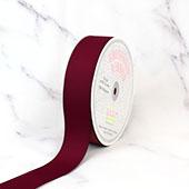 "1 1/2"" Grosgrain Ribbon - 50 Yards (Wine)"