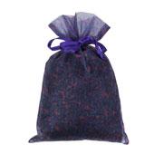 "6"" x 9""  Organza Leopard Pouch-Sold by a Dozen Pieces ( 6 Pieces/Inner Pack) (Purple/Fuchsia)"