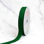 "7/8"" Grosgrain Ribbon - 50 Yards (Emerald Green)"