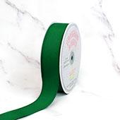 "1 1/2"" Grosgrain Ribbon - 50 Yards (Emerald Green)"