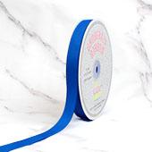 "5/8"" Grosgrain Ribbon - 50 Yards (Electric Blue)"