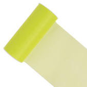 "6"" Tulle Spool - 25 Yards (Apple Green)"