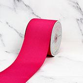 """3"""" Grosgrain Ribbon - 25 Yards (Hot Pink)"""