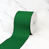 "3"" Grosgrain Ribbon - 25 Yards (Emerald Green)"