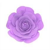 "20"" DECORATIVE WALL FLOWER-PC (Lavender)"