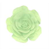 """20"""" DECORATIVE WALL FLOWER-PC (Mint Green)"""