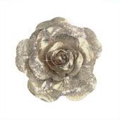 "20"" DECORATIVE METALLIC WALL FLOWERS-PC (Champagne)"
