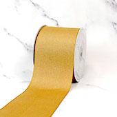 "3"" Grosgrain Ribbon - 25 Yards (Antique Gold)"