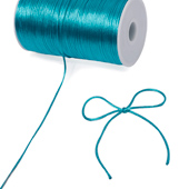 2mm Rat-tail (Chinese Knot) - 200 Yards (Turquoise)