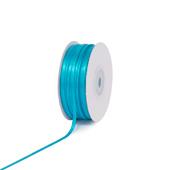 "1/8"" Double Face Satin Ribbon - 100 Yards (Turquoise)"