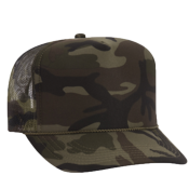Camoflauge Hat Otto Cap 49-158 49-158