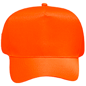 Neon Low Crown Golf Style Hat Otto Cap 52-127 52-127