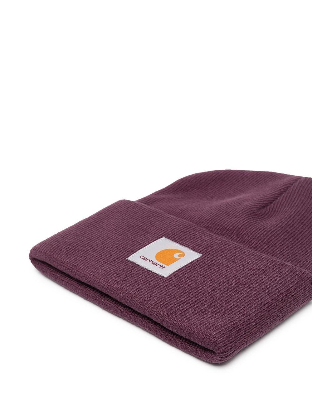 cappello con logo uomo bordeaux CARHARTT WIP   Cappelli   I0202220E8.00