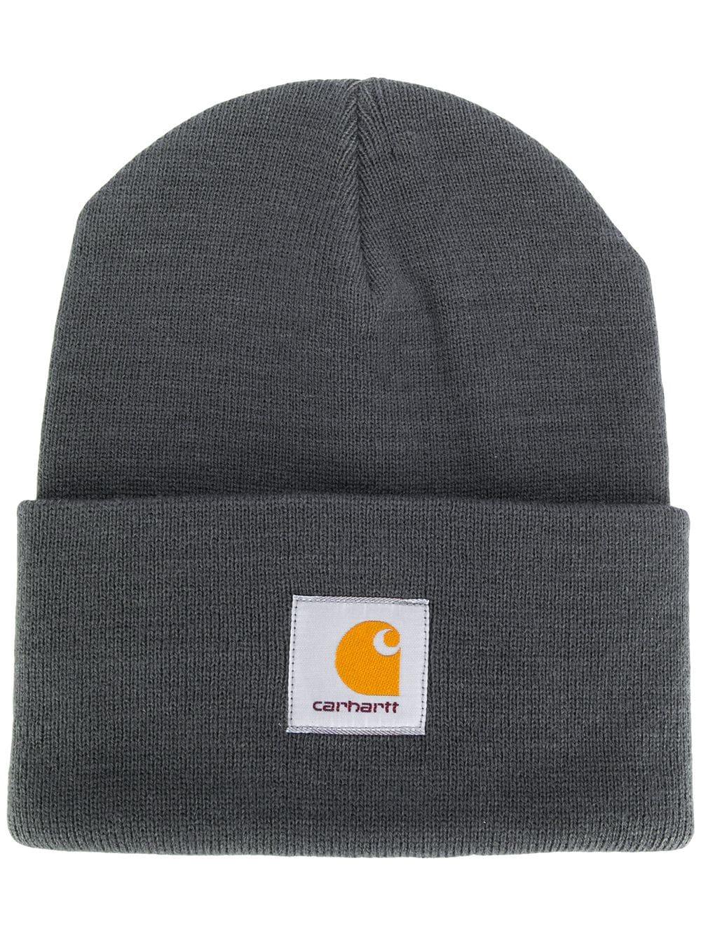 Carhartt Wip cappello con logo uomo nero CARHARTT WIP | Cappelli | I020222E1.00