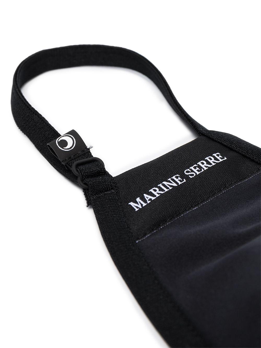 MASCHERINA CON LOGO MARINE SERRE | Mascherine | A059ICONX622-0