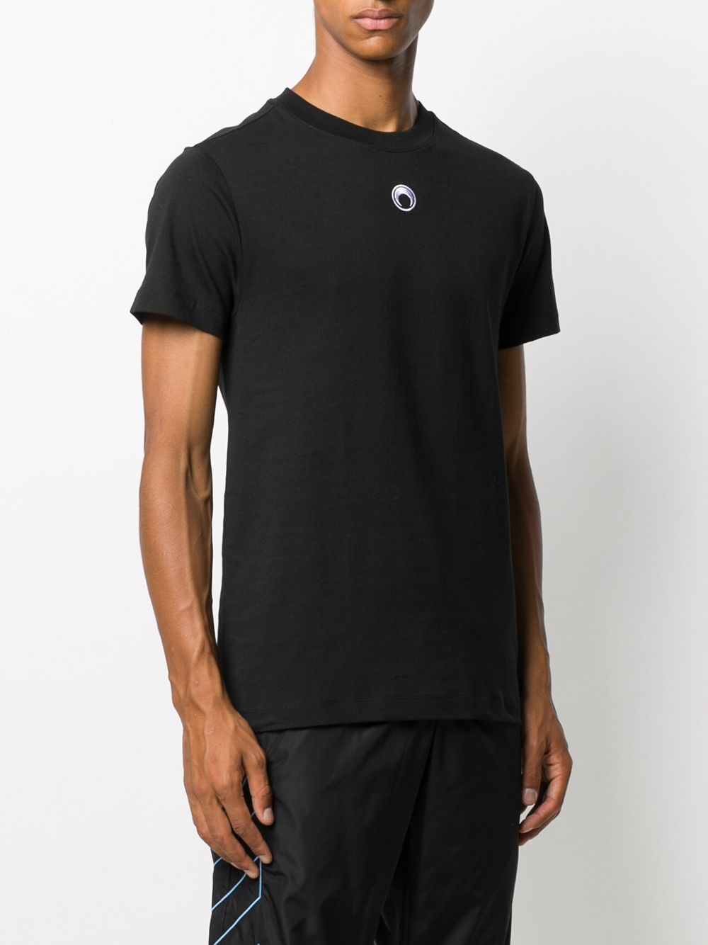 LOGO T-SHIRT MARINE SERRE | T-shirts | T035FW20M0