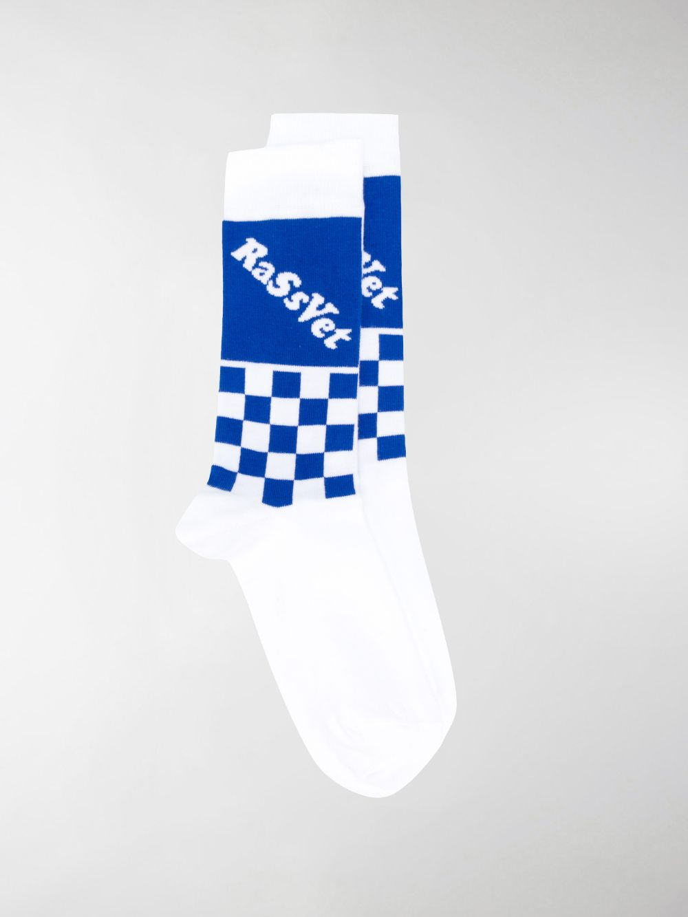 LOGO SOCKS RASSVET | Socks | PACC7009WHITE