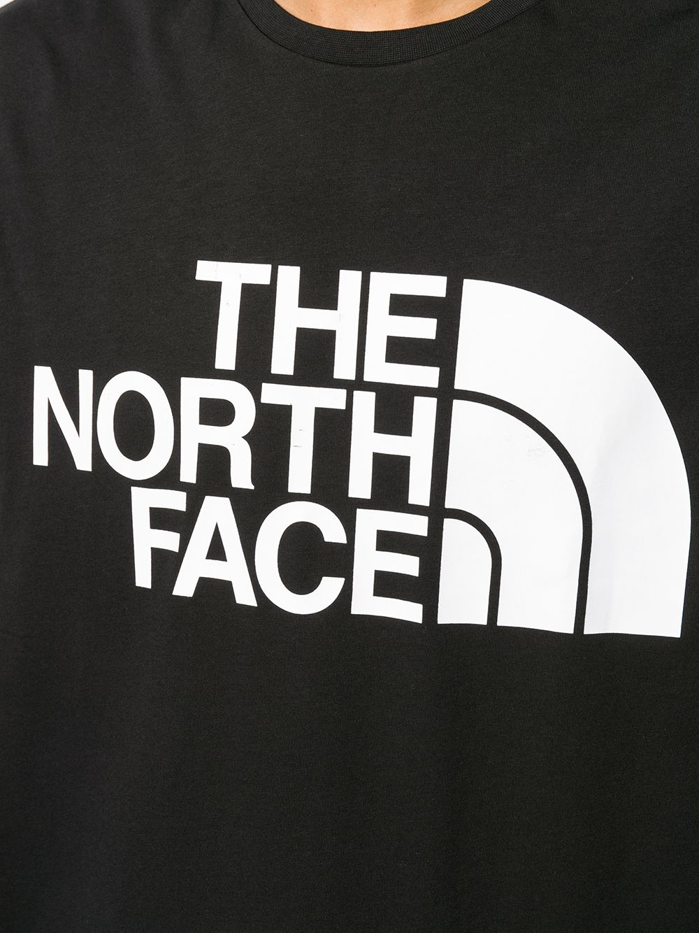 T-SHIRT CON LOGO THE NORTH FACE | T-shirt | NF0A4M7XJK31BLACK