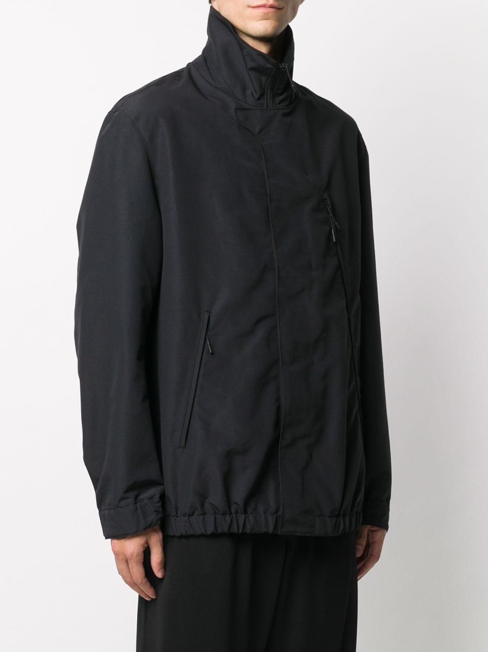 Y-3 giacca sportiva a collo alto uomo nero Y-3 | Giacche | GK4561BLACK