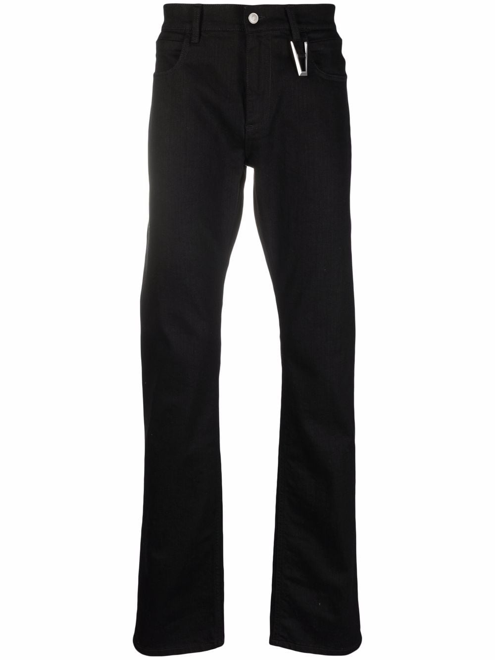 straight jeans man black in cotton 1017 ALYX 9SM   Jeans   AAMPA0212FA02BLK001
