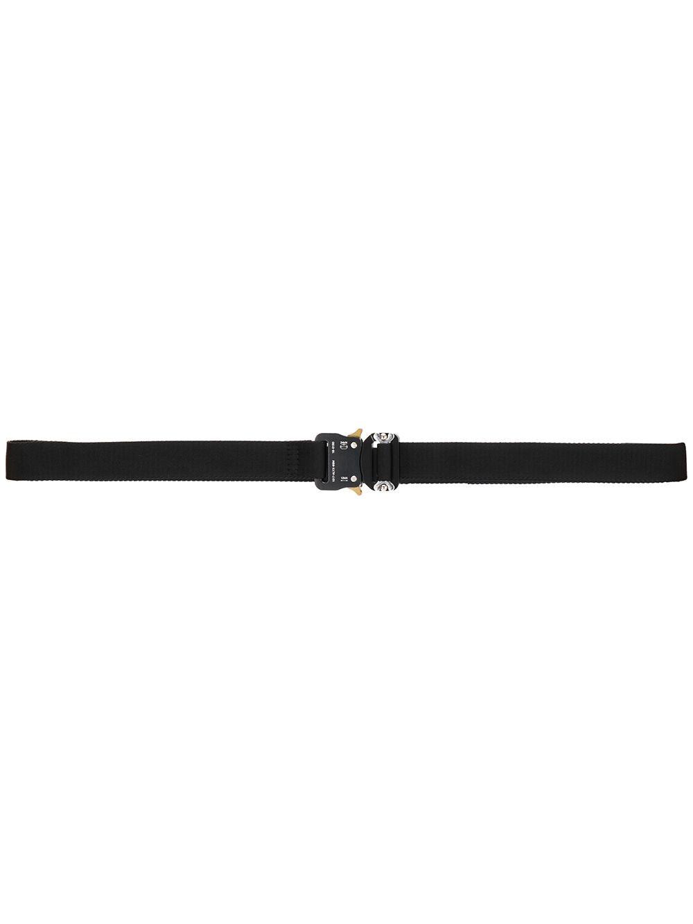 Medium rollercoaster belt Black Man 1017 ALYX 9SM | Belts | AAUBT0002FA01BLK0001