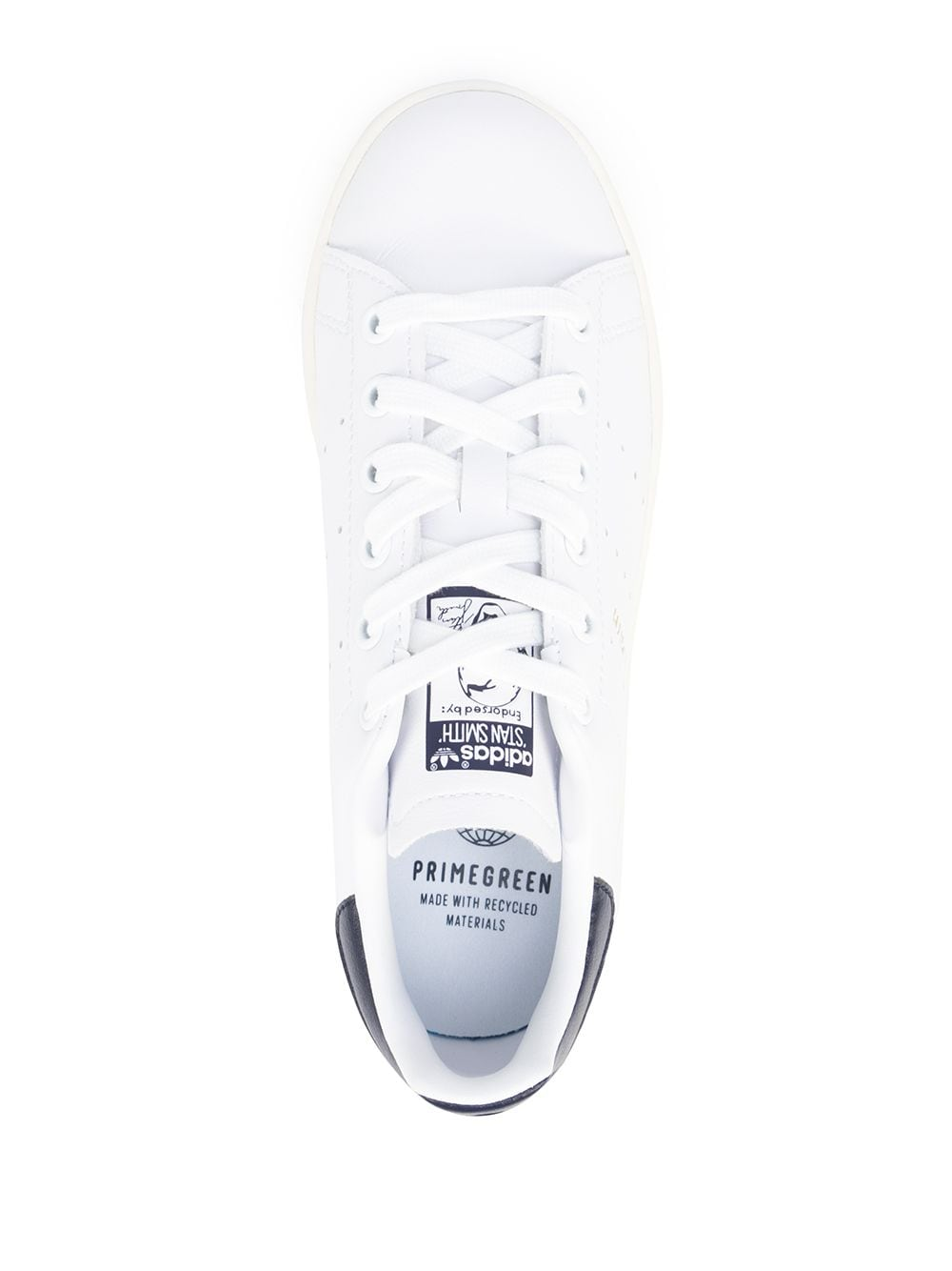 sneakers stan smith uomo bianche in pelle ADIDAS | Sneakers | FX5521WHITE