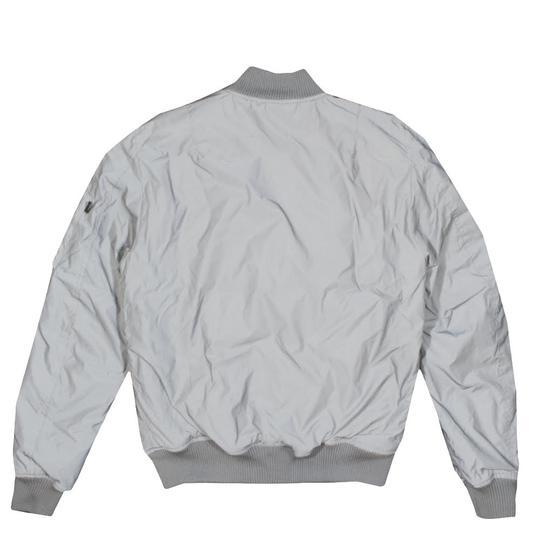 giacca ma 1 reflective uomo grigia ALPHA INDUSTRIES | Giacche | 128112571
