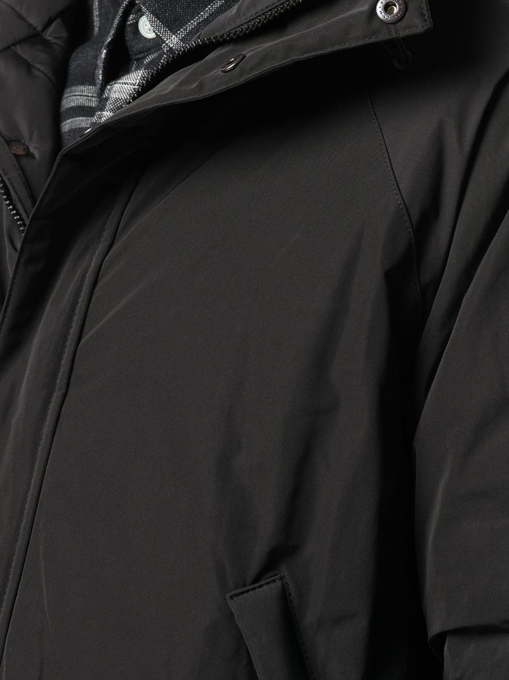 giubbotto new wintermoon uomo nero ASPESI   Giacche   0I19 G70301241