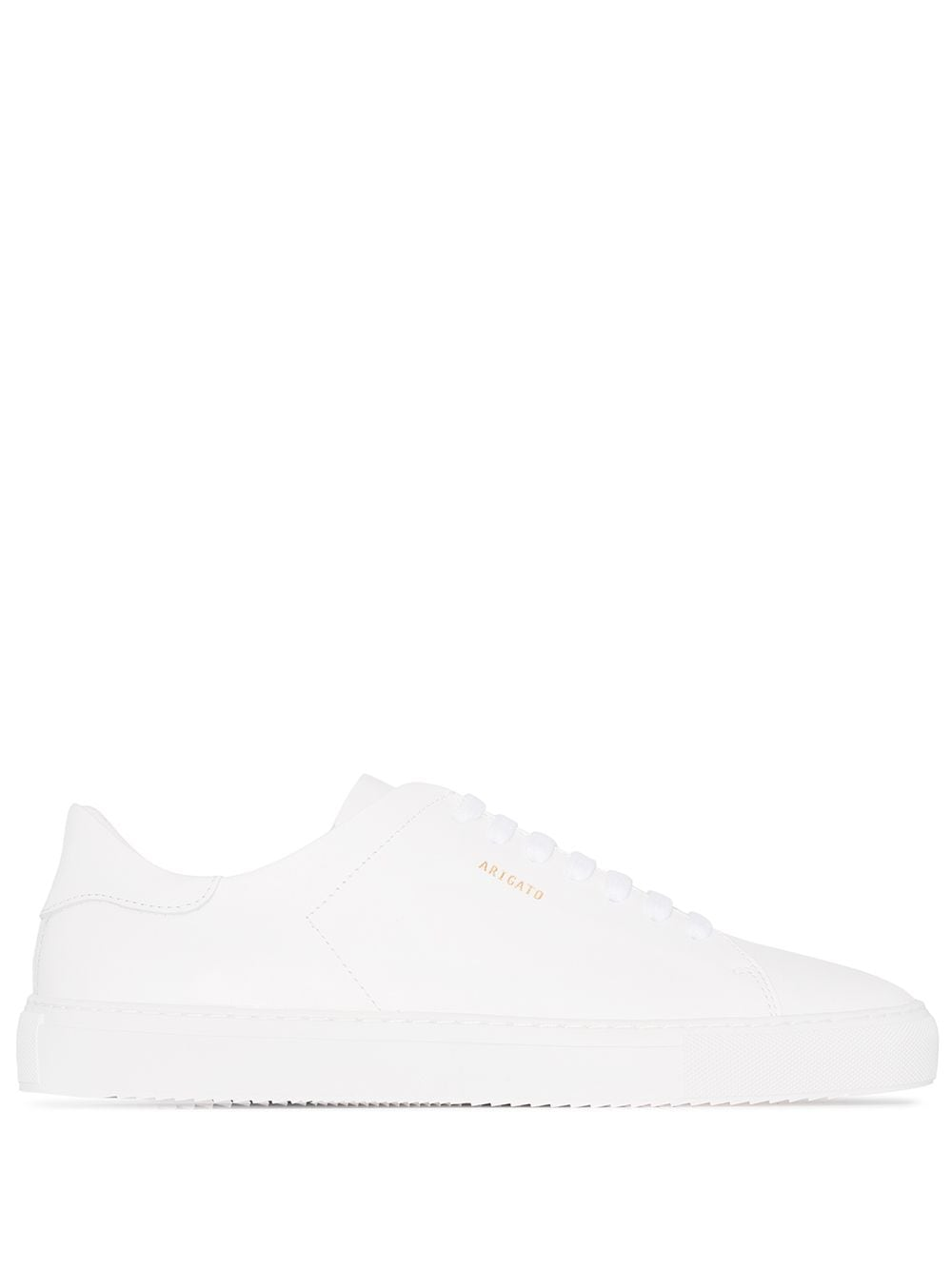 sneakers clean 90 uomo bianche in pelle AXEL ARIGATO | Sneakers | 28102WHITE