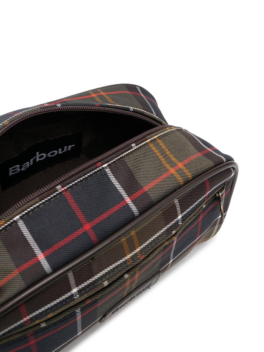 trousse tartan unisex multicolor BARBOUR | Bags | MAC0396TN11