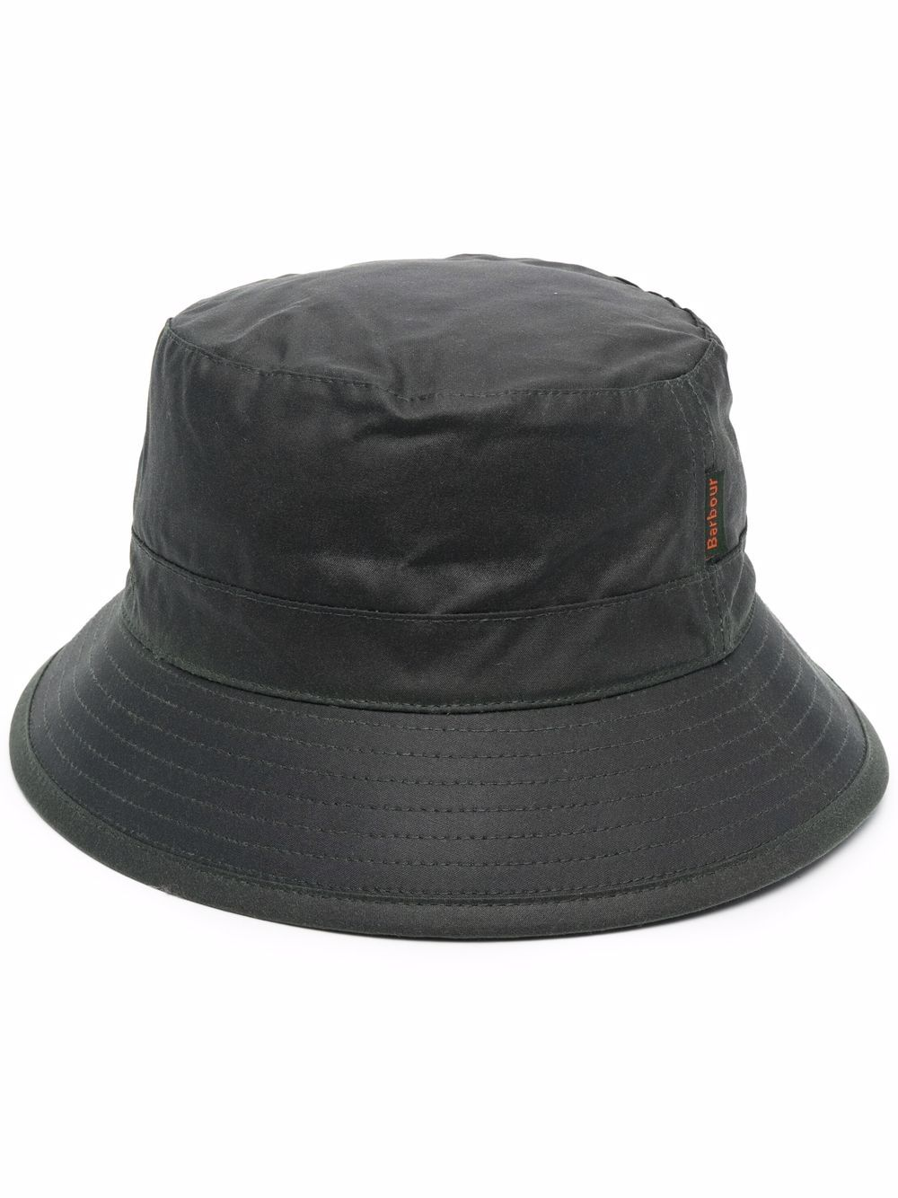 cappello bucket uomo nero in cotone BARBOUR   Cappelli   MHA0001SG91