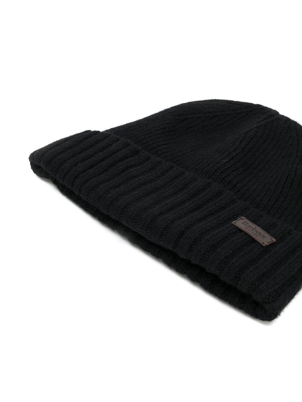 cappello carlton uomo nero BARBOUR   Cappelli   MHA0449BK11