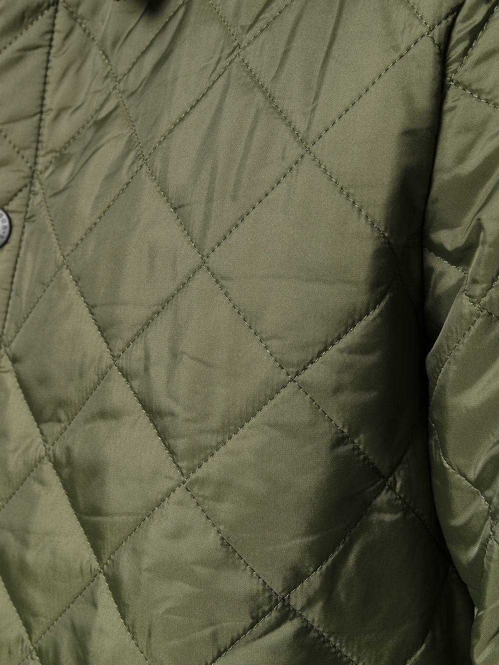 quilted jacket man olive  BARBOUR | Jackets | MQU0240OL71