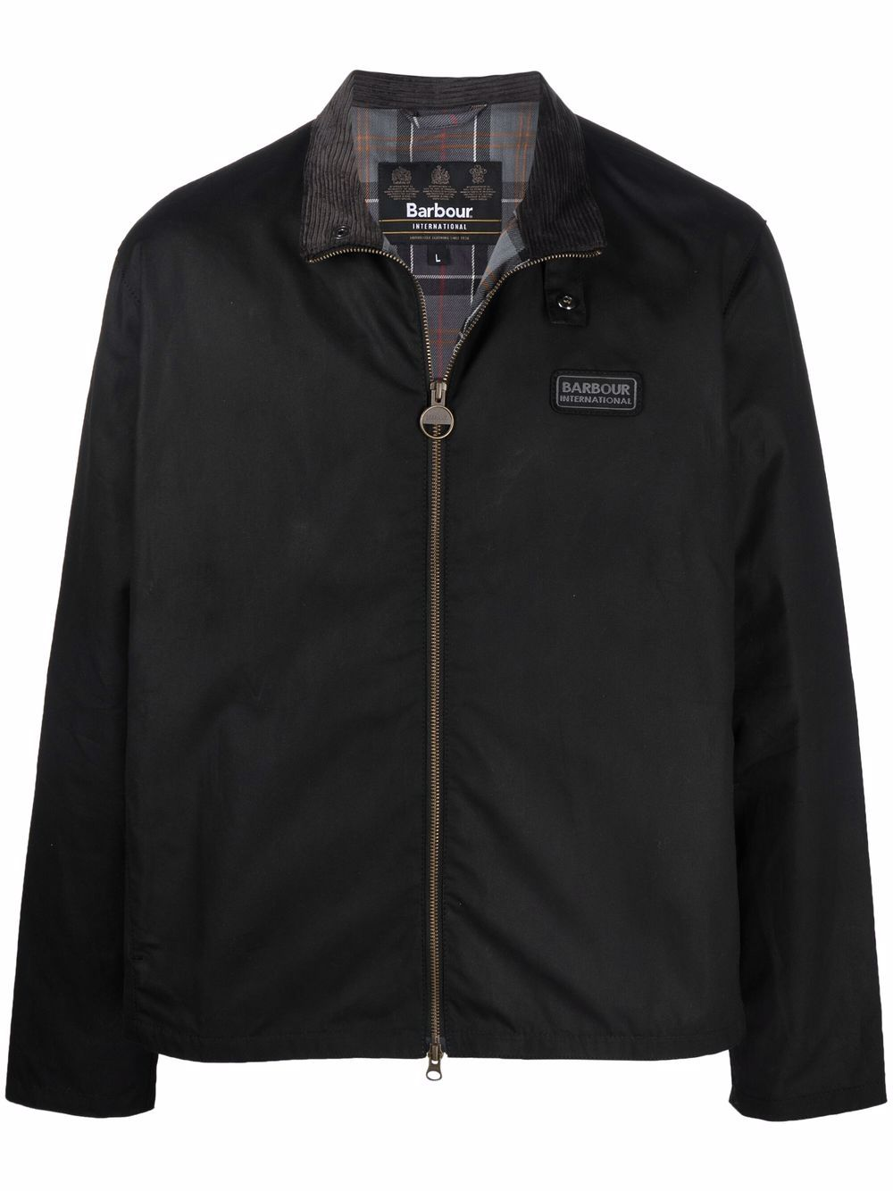 intl mind jacket man black BARBOUR | Jackets | MWX1905BK71