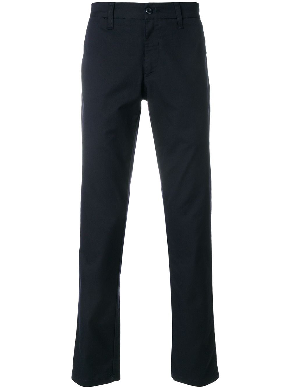 sid pants man blue in cotton CARHARTT WIP | Trousers | I0033671C.02