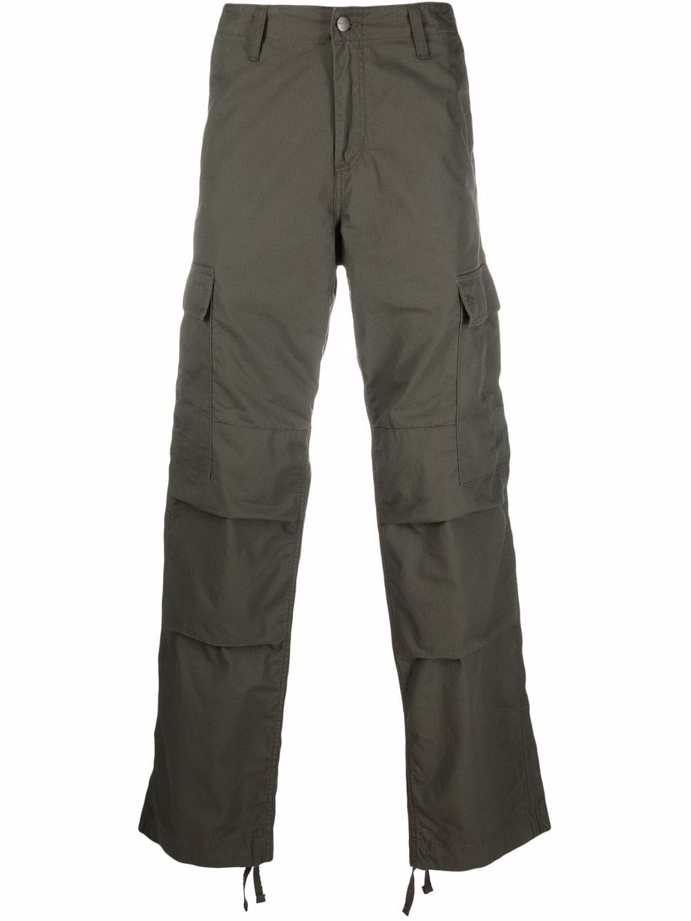 cargo pants man gray in cotton CARHARTT WIP   Trousers   I01587563.02