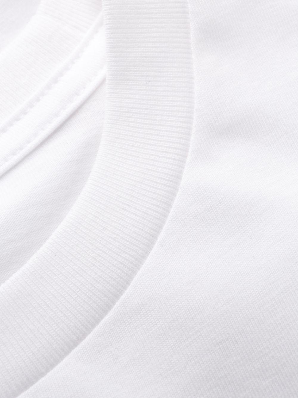 t-shirt taschino uomo bianca in cotone CARHARTT WIP | T-shirt | I02209102.XX
