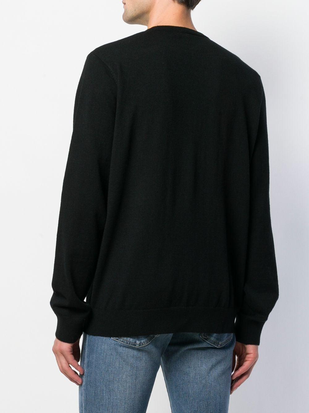 crewneck sweater man black CARHARTT WIP | Sweaters | I02377689.00