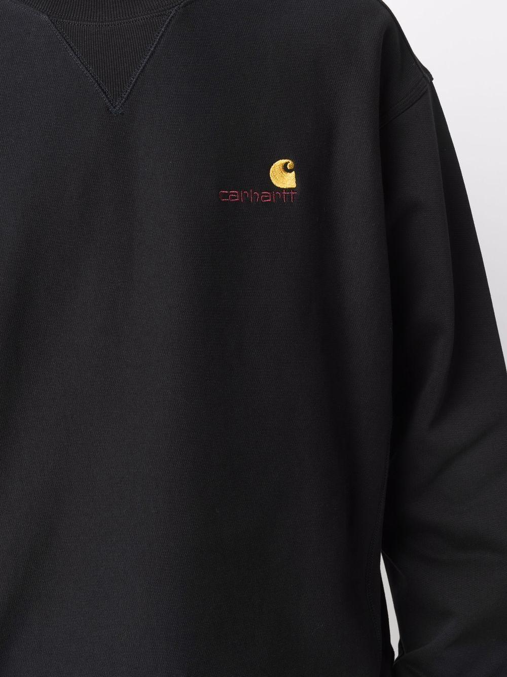sweatshirt man black CARHARTT WIP   Sweatshirts   I02547589.XX