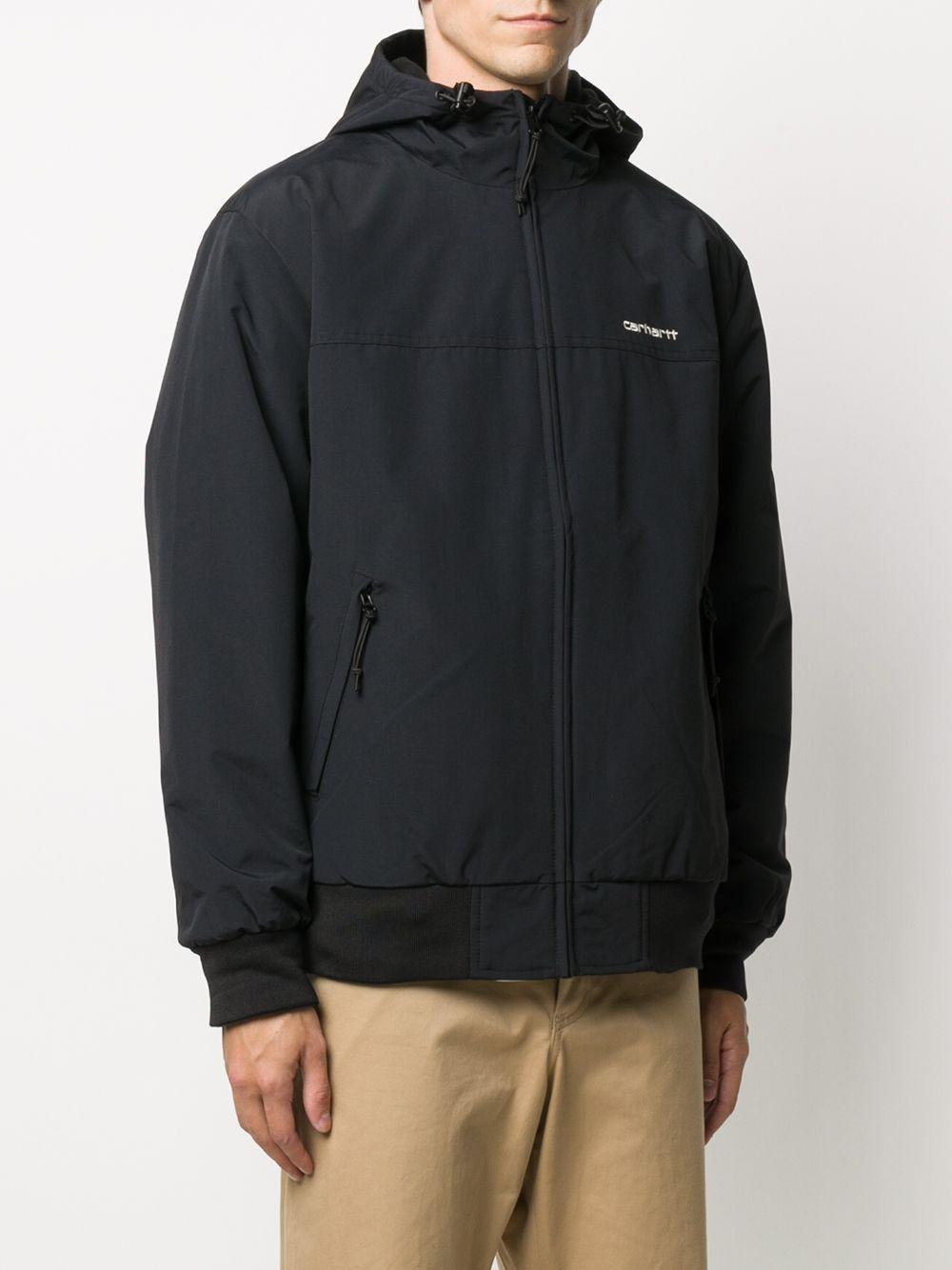 hoodie jacket man black CARHARTT WIP | Jackets | I0284360D2.XX