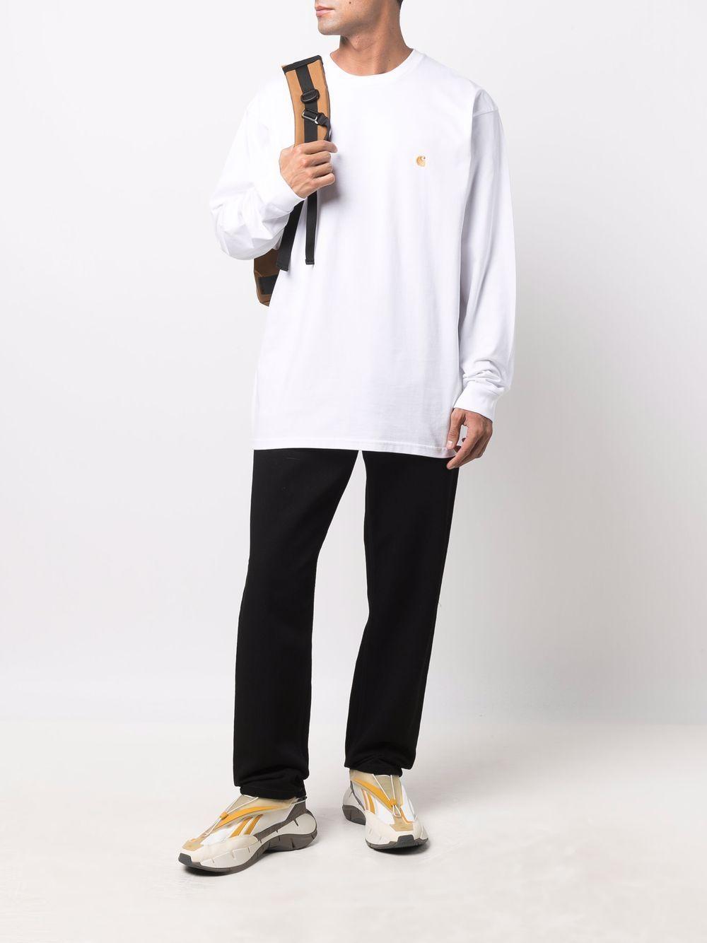 newel pant man black in cotton CARHARTT WIP   Trousers   I02920889.2Y