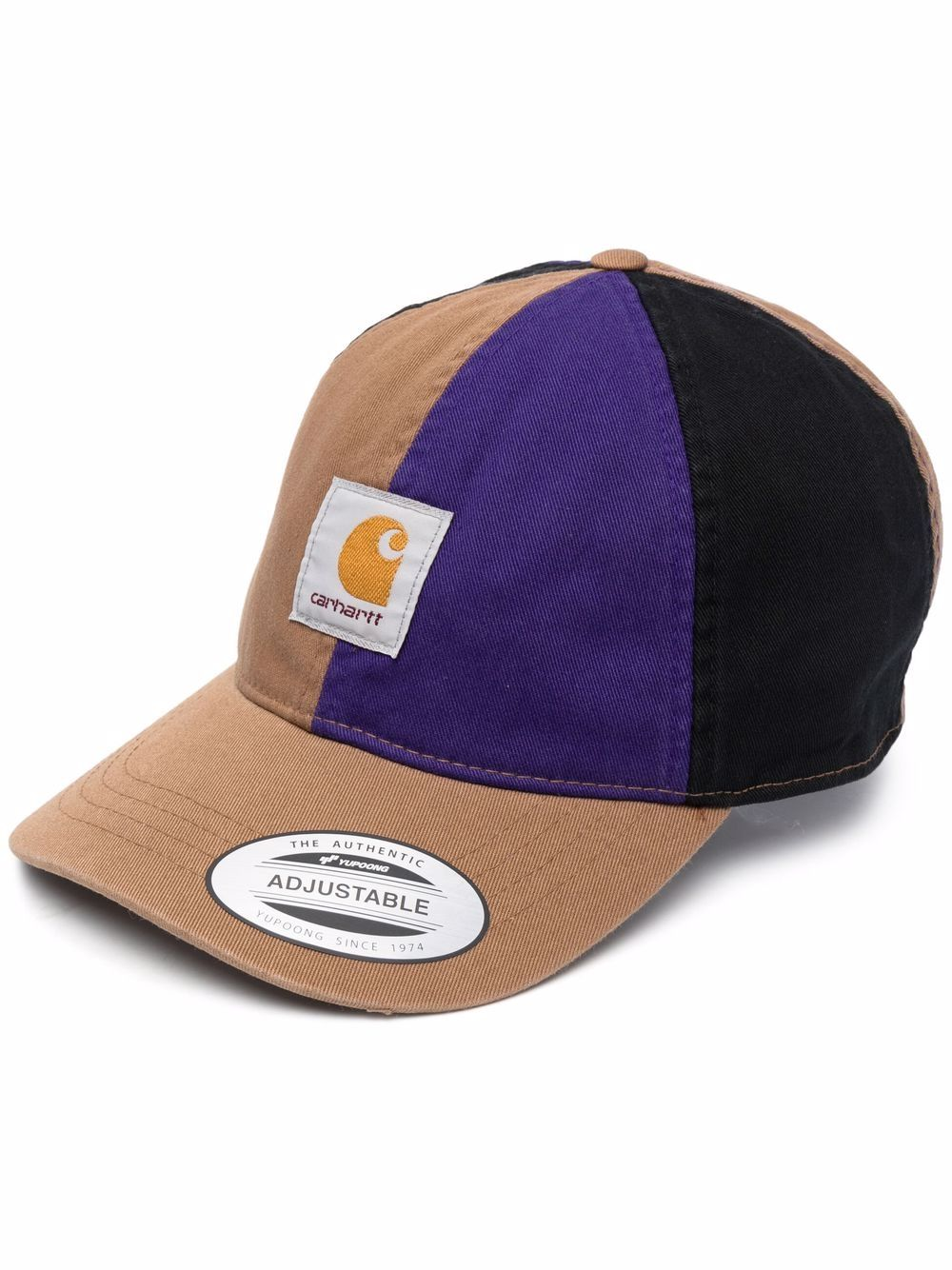 tricolor hat unisex in cotton CARHARTT WIP | Hats | I0295600FU.XX