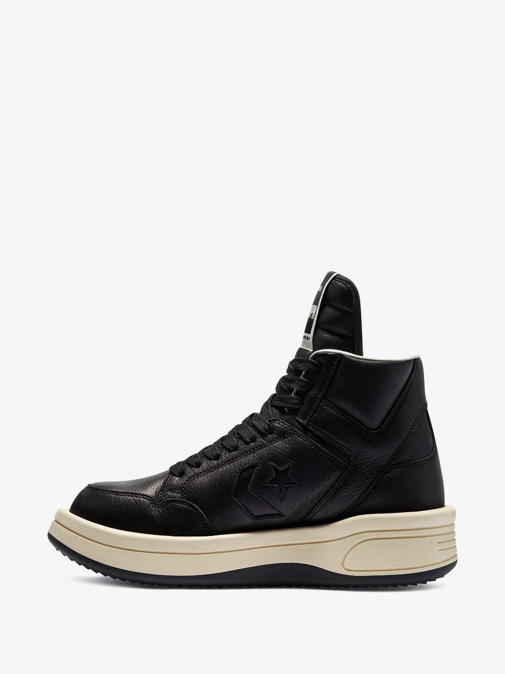 sneakers turbowpn uomo nere in pelle CONVERSE X DRKSHDW | Sneakers | DC02AX515 SA5R291