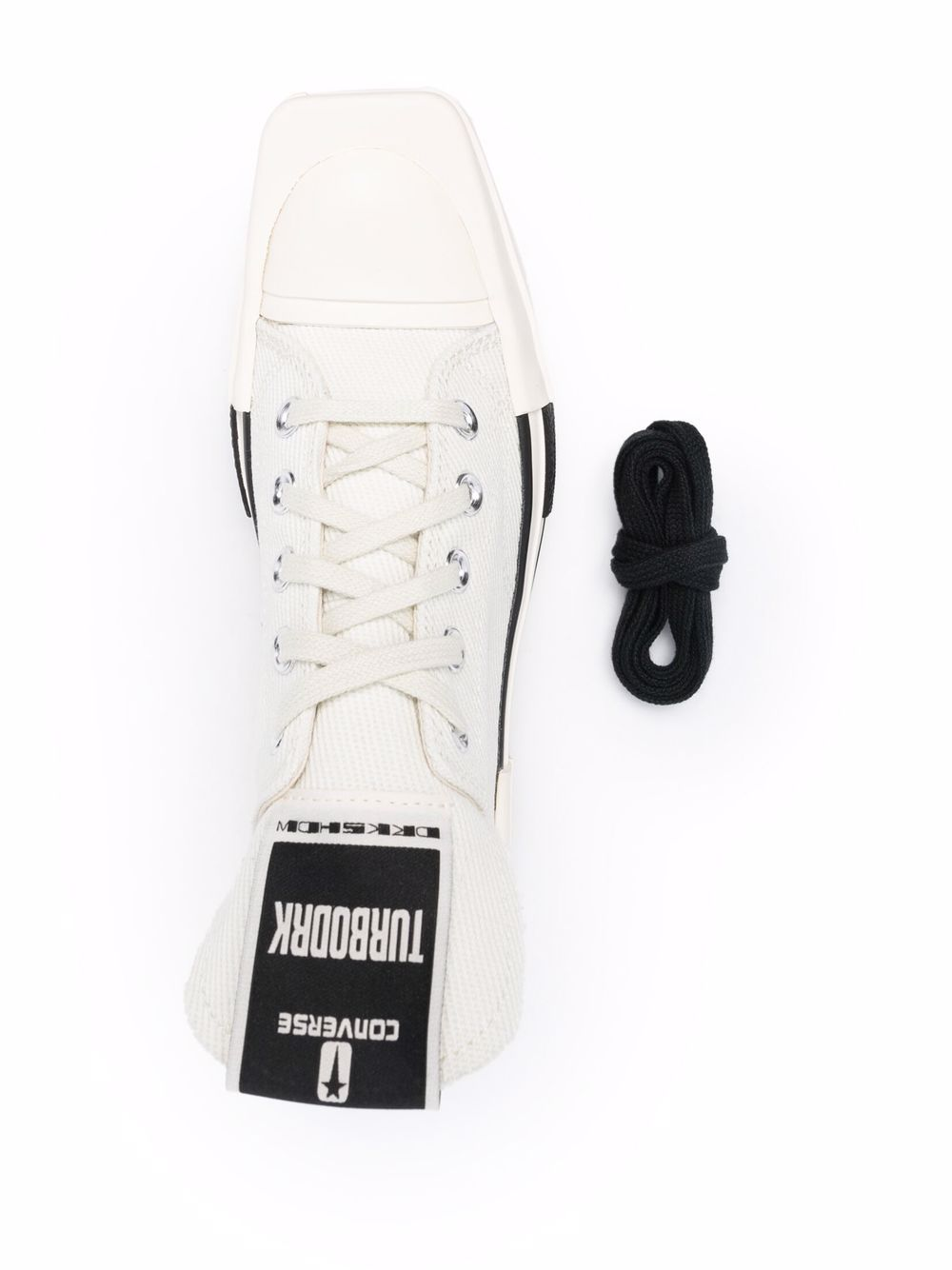 turbodrk ox sneakers man white in tissue CONVERSE X DRKSHDW | Sneakers | DC02AX766 CTDR1111