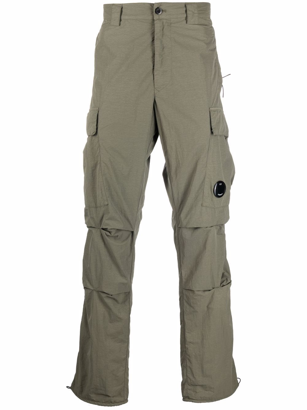 pantaloni cargo uomo grigi in poliammide C.P. COMPANY | Pantaloni | 11CMPA229A005991G665