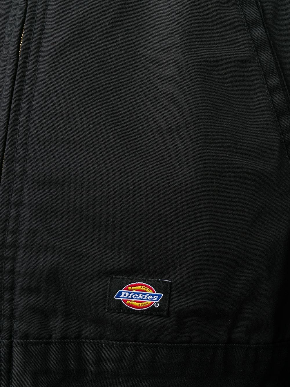 giacca camicia uomo nera DICKIES | Giacche | DK00TJ15BLK1