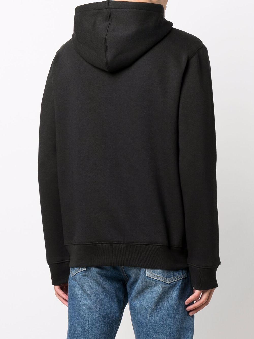 felpa con cappuccio uomo nera in cotone DICKIES | Felpe | DK0A4XCDBLK1